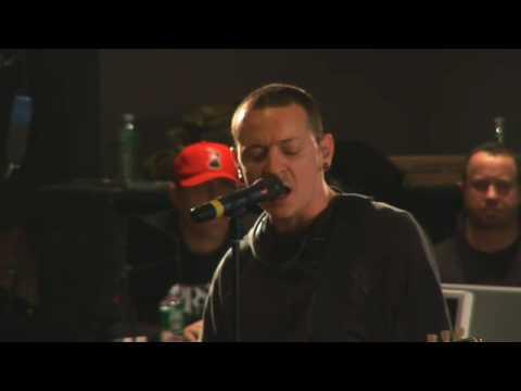 Linkin Park @ Apple Store Soho, NYC 2/21/08