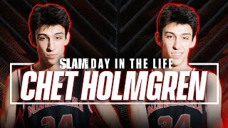 """Chet Holmgren is Here: """"SLIM REAPER ACTIVATED"""" 🤮 