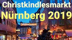 Nürnberg Weihnachtsmarkt 2019 | Christmas Market In Germany
