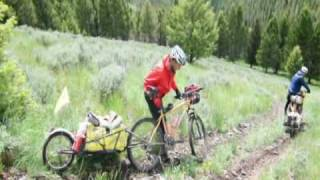 Great Divide Trail 2009 - 5 Mates, 5 Bikes, One Vision