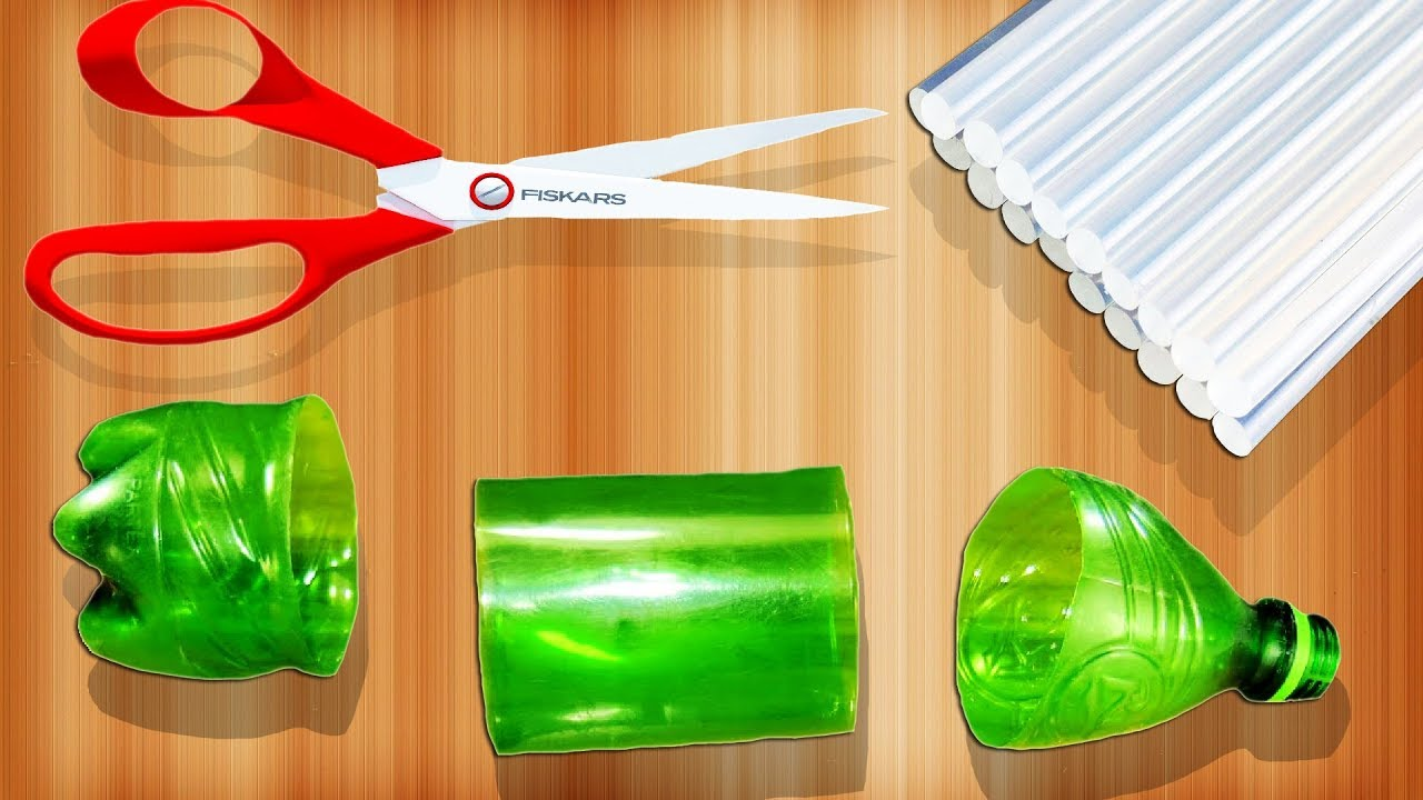 Plastic bottle awesome ideasHow to make Recycle