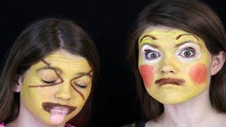 Emoji Face Paint Challenge!