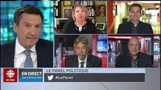 Le panel politique du 13 mai 2021
