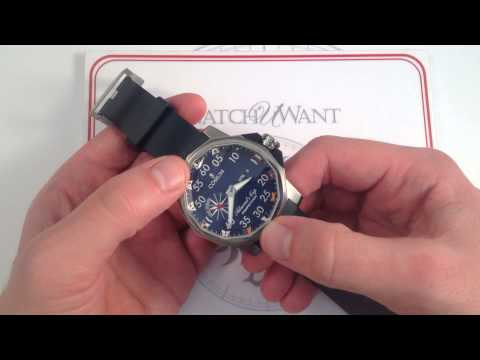 Corum Admiral's Cup Competition Luxury Watch Review