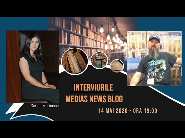 Corina Marinescu la Interviurile Medias News Blog