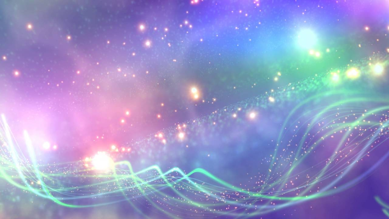4k colorful bright sparkling stars horizon 2160p motion background youtube - 4k colorful wallpaper ...