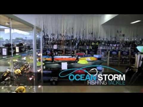 Ocean Storm Fishing Tackle - Fishing Tackle Shop - Warilla