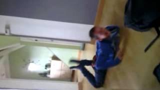 Autiste qui danse youpi