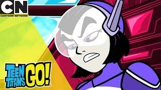 Teen Titans Go! | Lack of Depth | Cartoon Network thumbnail