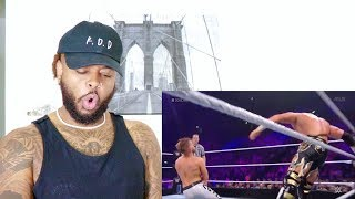 WWE Best Moves of 2018 [5/5]   Reaction