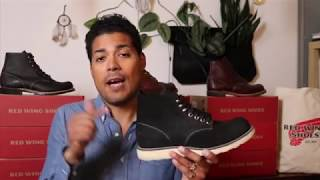 The First Red Wing Boot Purchase You Should Make + Red Wing x Blends Collab