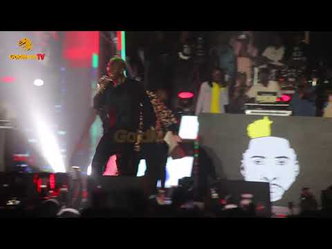 LIL KESH AND ZLATAN IBILE'S PERFORMANCE AT DAVIDO LIVE IN CONCERT 2018