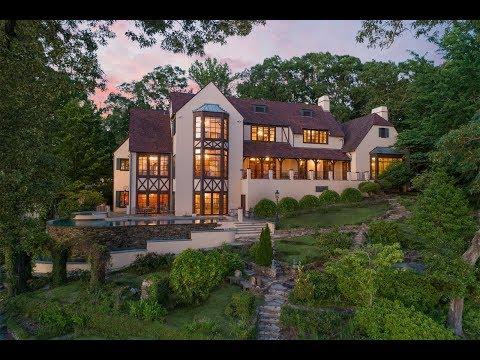 Regal Cliffside Retreat In Tuscaloosa, Alabama   Sotheby's International Realty