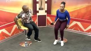MUIGAI WA NJOROGE AT KAMEME TV