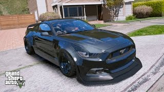 GTA 5 TREVOR'S LIFE #8  MY NEW 2017 FORD MUSTANG GT