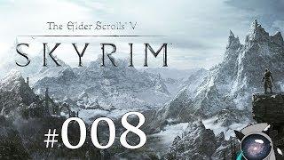 Skyrim #008 - Первый дракон