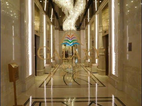 Toshiba Traction Elevators-Galaxy Hotel-Macau