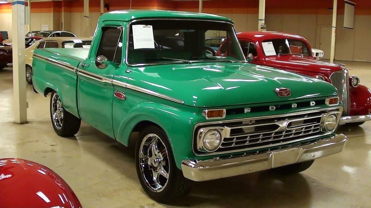 medium resolution of 1966 ford f100 pickup 352 v8