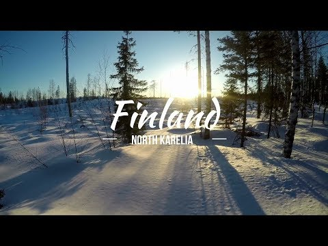 Finland Travel | North Karelia