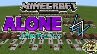 ALONE[Alan Walker] - Noteblock Song #12 - Minecraft PE(Pocket Edition)[Bahasa Indonesia](Hello kembali lagi bersama gw The Excel Craft, kali ini saya akan membuat lagu noteblock song, yaa jadi tonton aja videonya Enjoy., 2017-02-28T03:31:44.000Z)
