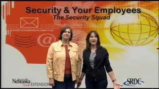 Developing an Employee Policy for use of Business Technology - Security Squad