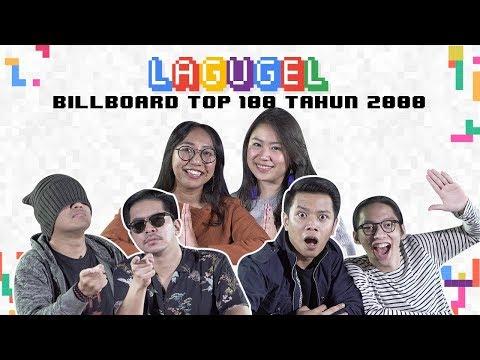 LAGUGEL Billboard Top 100 Tahun 2000 - Penyiar Trax FM Jakarta