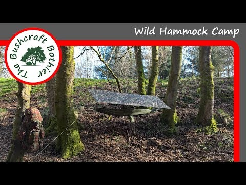 The Bushcraft Bothier - Wild Hammock Camp