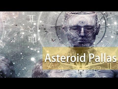 Astrology Asteroids Series   Pallas Athene   Raising Vibrations