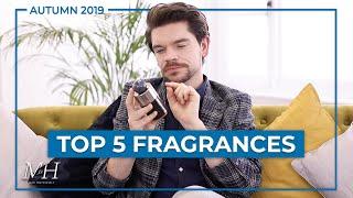 Top 5 Autumn/Fall Fragrances For Men | 2019