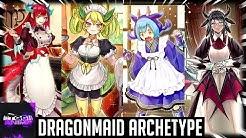 Yugioh: The Dragonmaid Archetype