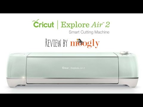 Cricut Explore Air 2 Review And Demo Youtube