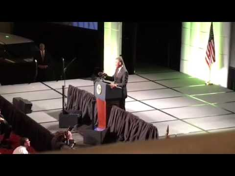 President Obama Says Veterans Homeless Problem Has Been Reduced At #DAV Atlanta Speech
