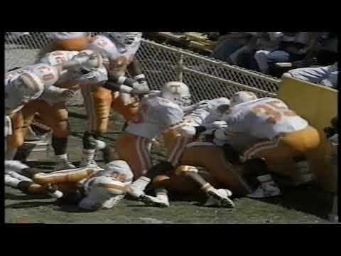Carl Pickens vs. LSU 1989
