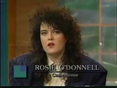 ATTITUDES: (Linda Dano & Dee Kelly) Rosie O'Donnell