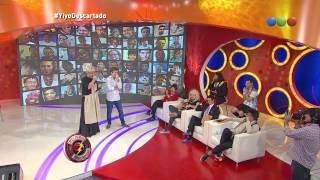 Descartados, canta Yiyo Pony - Peligro sin codificar 2015