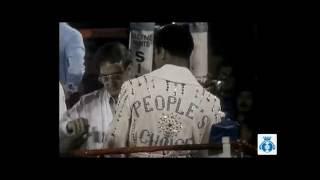 Photo de Elvis Presley et de Mohamed Ali//Cassius Clay