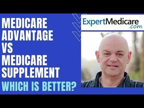 Medicare Advantage vs Medicare Supplement 2019 Comparison | ExpertMedicare.com