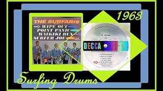 The Surfaris - Surfing Drums