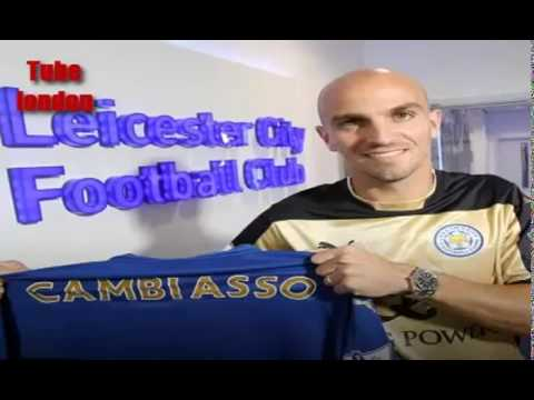 Esteban Cambiasso Completes Move to Leicester as Manager Nigel Pearson Snaps up Former Inter Milan