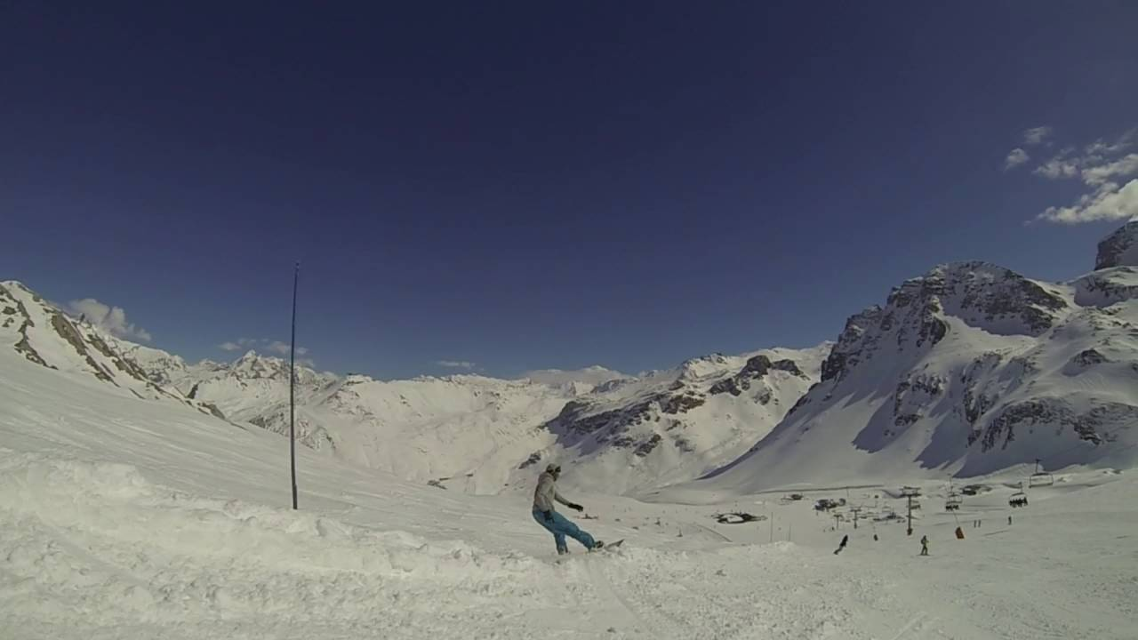 Nicolas andrews snowboard video