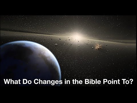 MANDELA EFFECT - Changes in the Bible Confirm Shocking Reality