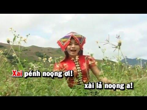 [HD] Karaoke Đón Xuân (Tình ca mùa xuân)  - Hà Thơm ( Karaoke by Kgmnc )