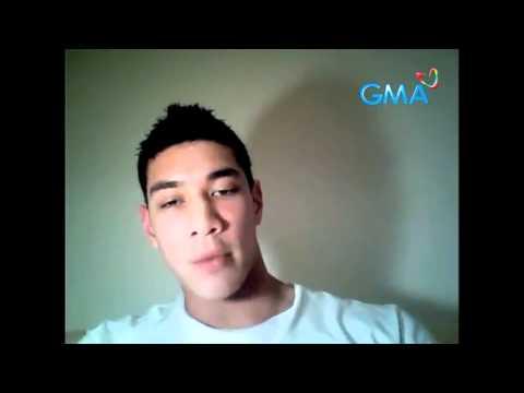 Neil Etheridge on Skype via GMA News 3