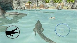 Crocodile Simulator Beach Hunt Android Gameplay #2