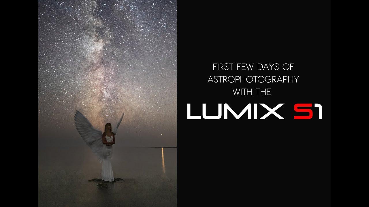 Panasonic Lumix S1 Astrophotography