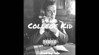 J Wahl - College Kid (Prod by Salv)