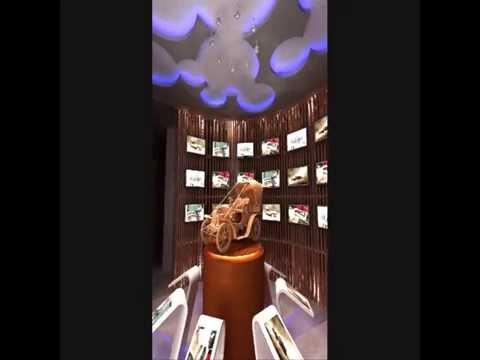 Walkthrough Animation - The Revolution of Car & Environment Museum.wmv