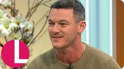 Hollywood Star Luke Evans Talks About His Therapy and Encourages Men to Talk Feelings | Lorraine