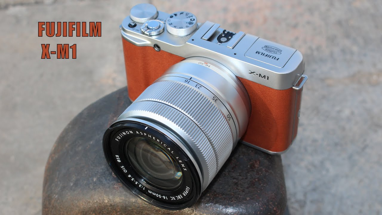 fujifilm x m1 review en espa ol youtube