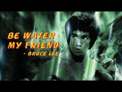 Meditation With Bruce Lee Mantra -